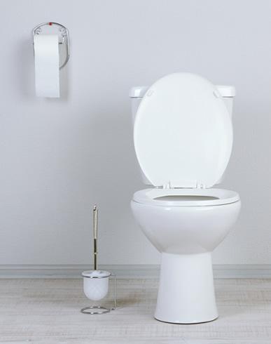 New toilet after break causing sewage damage